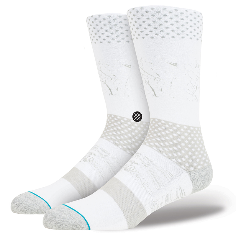 Stance Cos-V2 Socks White