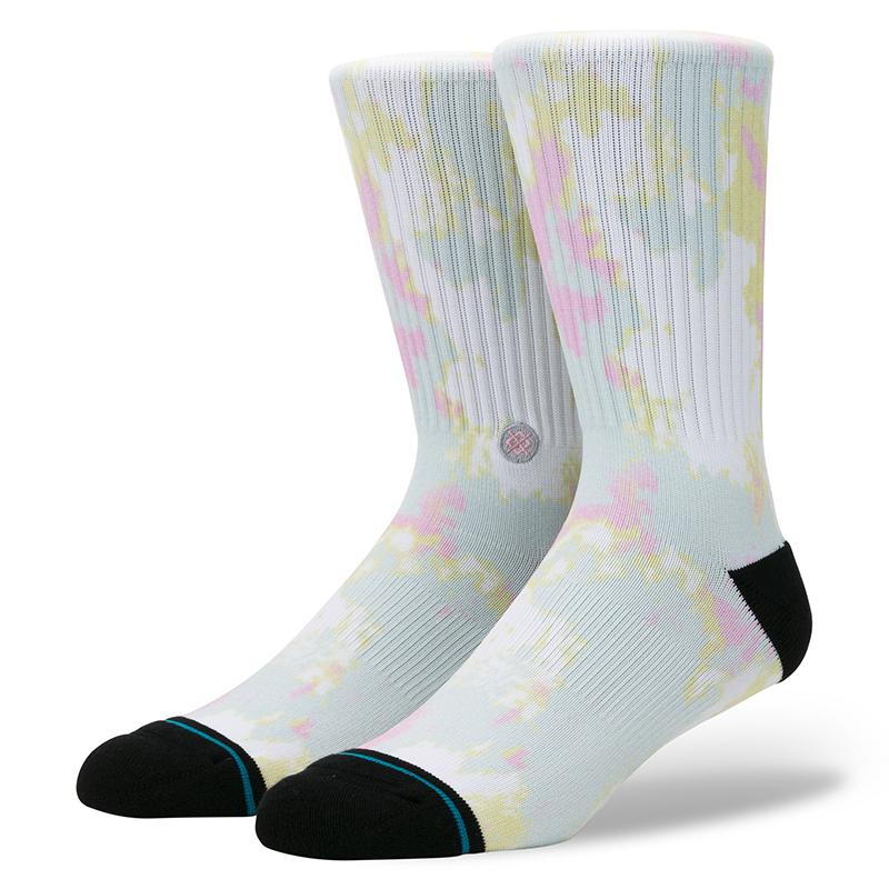 Stance Dazed Socks Pink