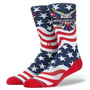 Stance Dipset Socks Navy