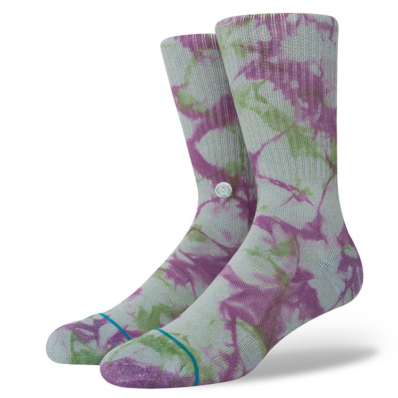 Stance Elation Socks Blue
