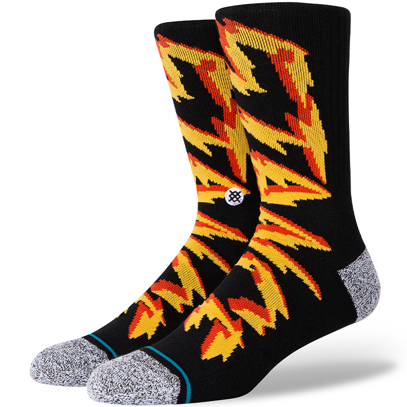 Stance Electrified Socks Black