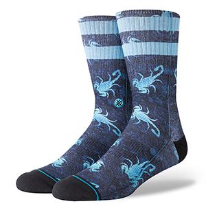 Stance Fear Factor Socks Black