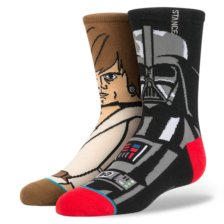 Stance Force Socks Black