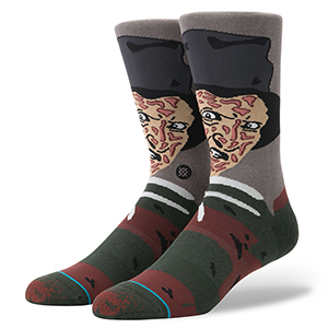 Stance Freddy Socks Black