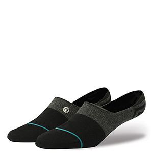 Stance Gamut 3 Pack Socks Black