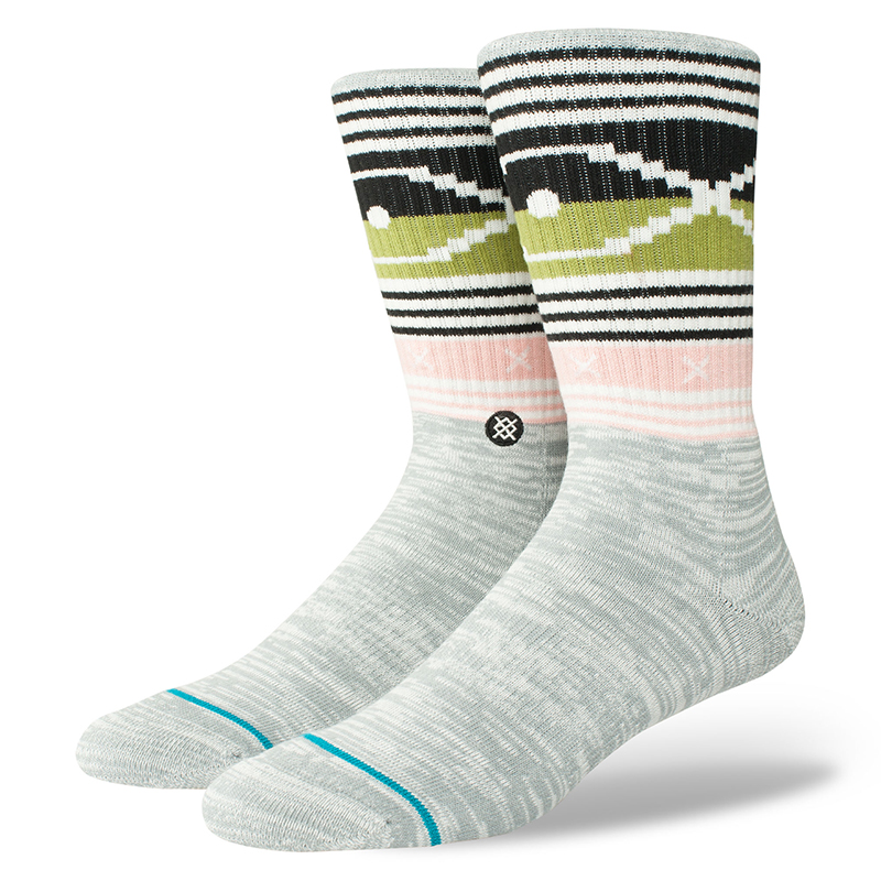 Stance Harries Socks Grey