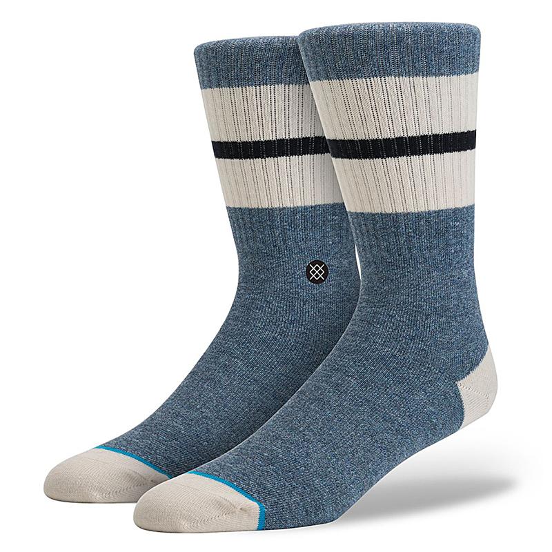 Stance Hiver Socks Blue
