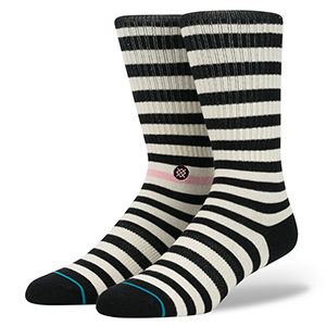Stance Honey Socks Black
