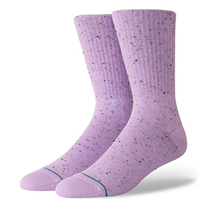 Stance Icon 2 Socks Violet