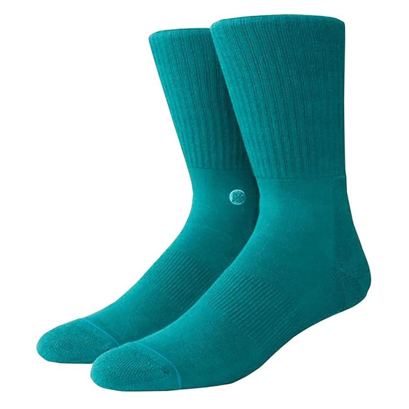 Stance Icon Socks Sea Green