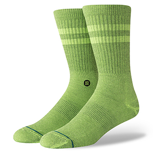 Stance Joven Socks Anthem Green