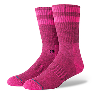 Stance Joven Socks Neon Pink