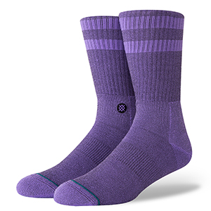 Stance Joven Socks Neon Purple