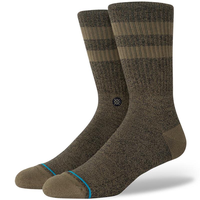 Stance Joven Socks Olive
