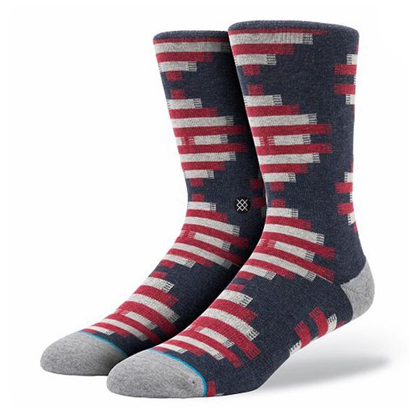 Stance Kennon Socks Blue