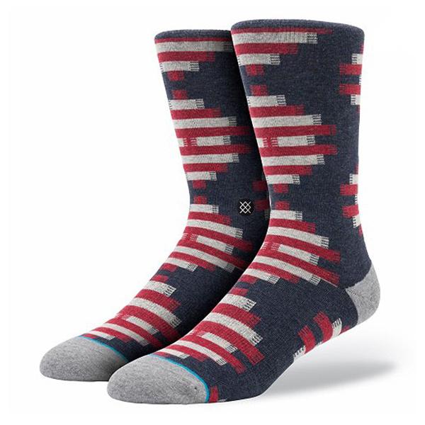 Stance Kennon Socks Bue
