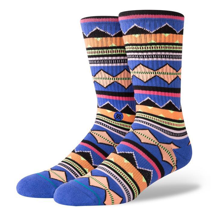 Stance Kern Classic Crew Sock Multicolor