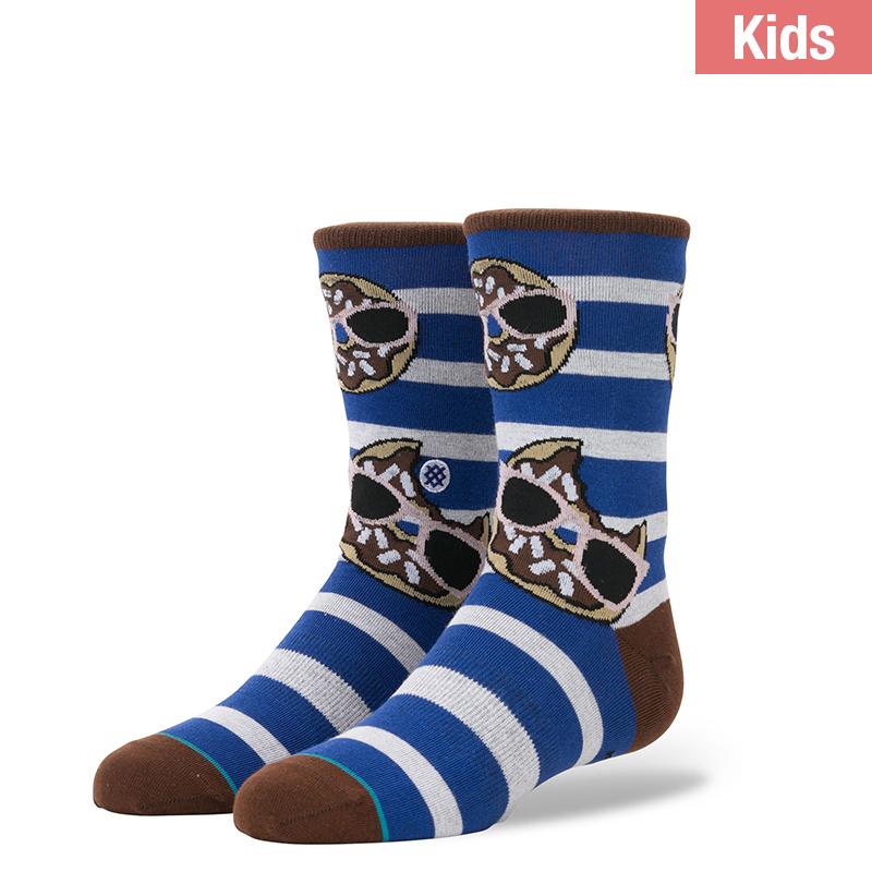 Stance Kids Dough Glassy Socks Multi