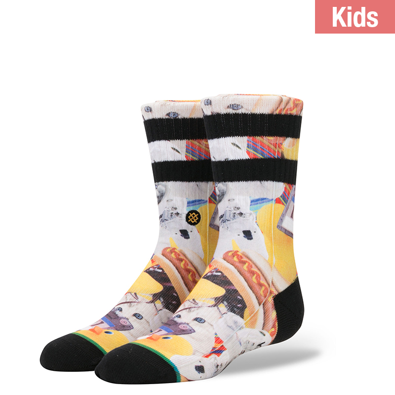 Stance Kids Spacecats K Socks Multi