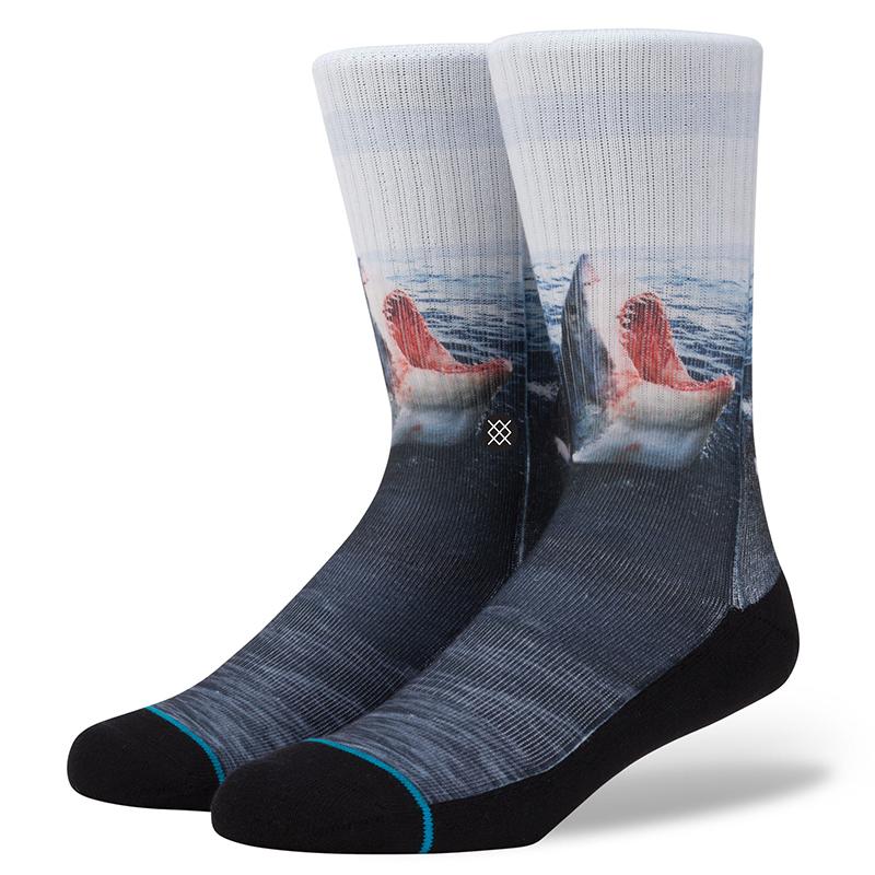 Stance Landlord Socks Blue