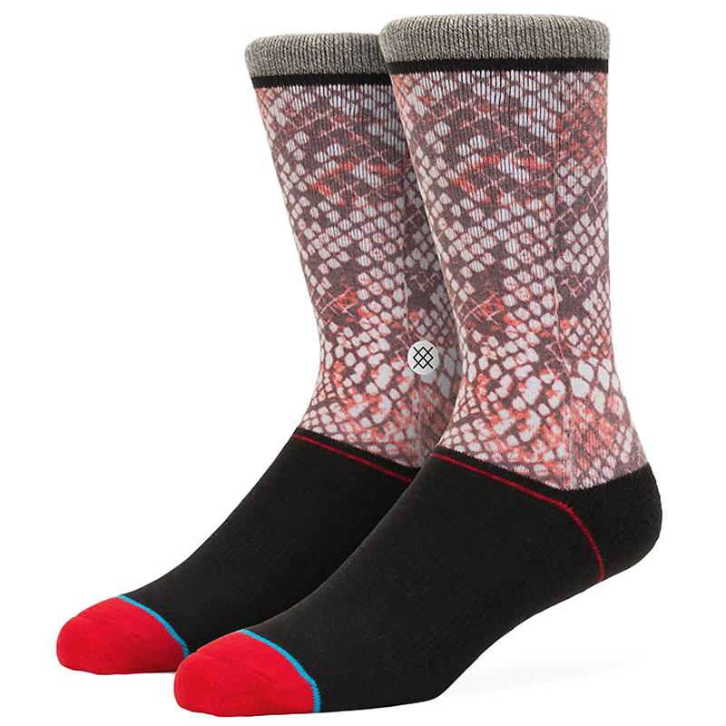 Stance Lervold Socks Black