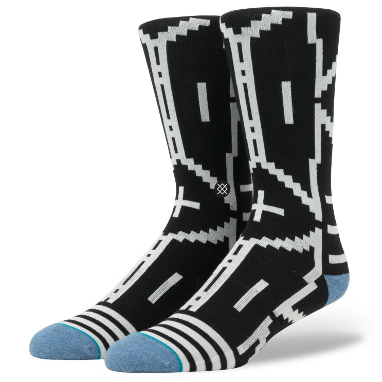 Stance Lulua Socks Black