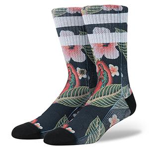 Stance Madre De Aloha Socks Black