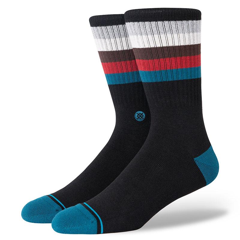 Stance Maliboo Socks Black