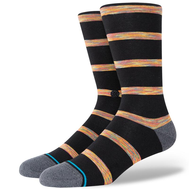 Stance Mr Hodges Socks Black