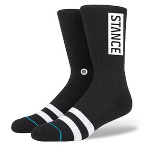 Stance Og Socks Black