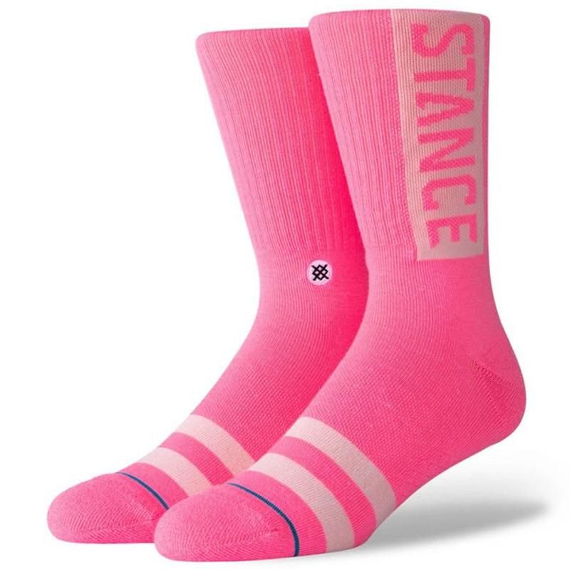 Stance Og Socks Pink