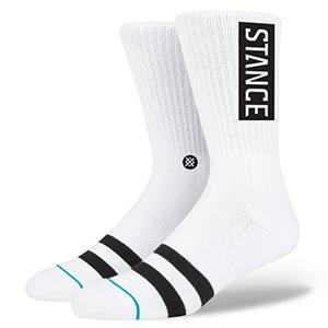 Stance Og Socks White