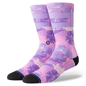 Stance Pau Socks Violet