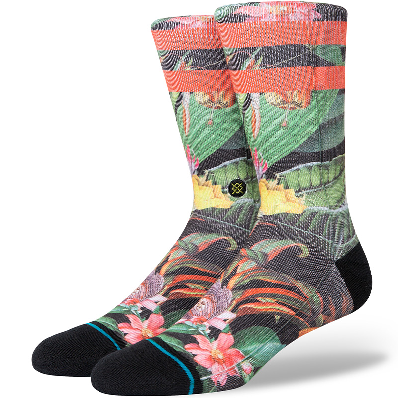 Stance Playa Larga Socks Multi