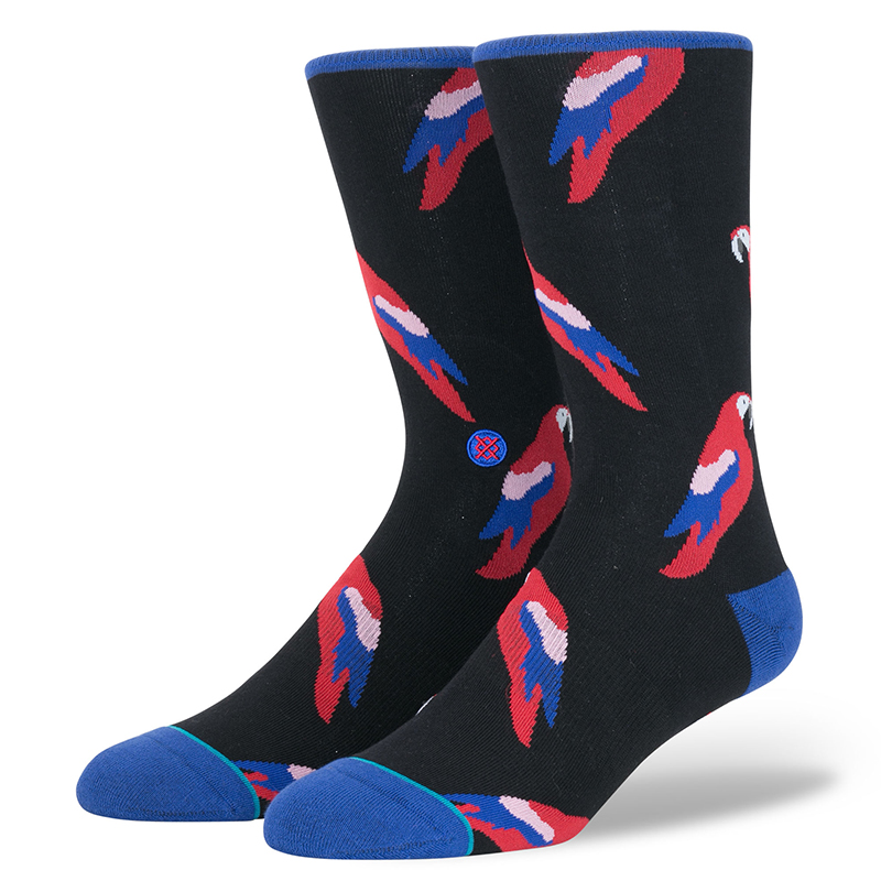 Stance Polly 2 Socks Black