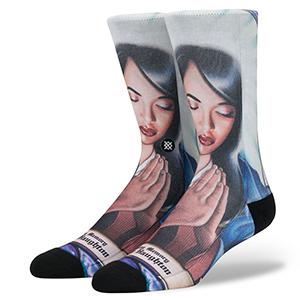 Stance Praise Aaliyah Socks Multi