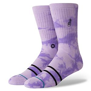 Stance Promises Socks Violet