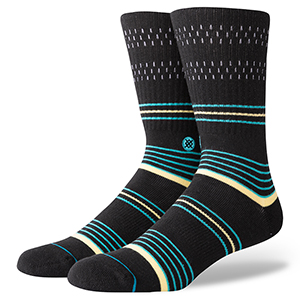 Stance Reda Socks Black