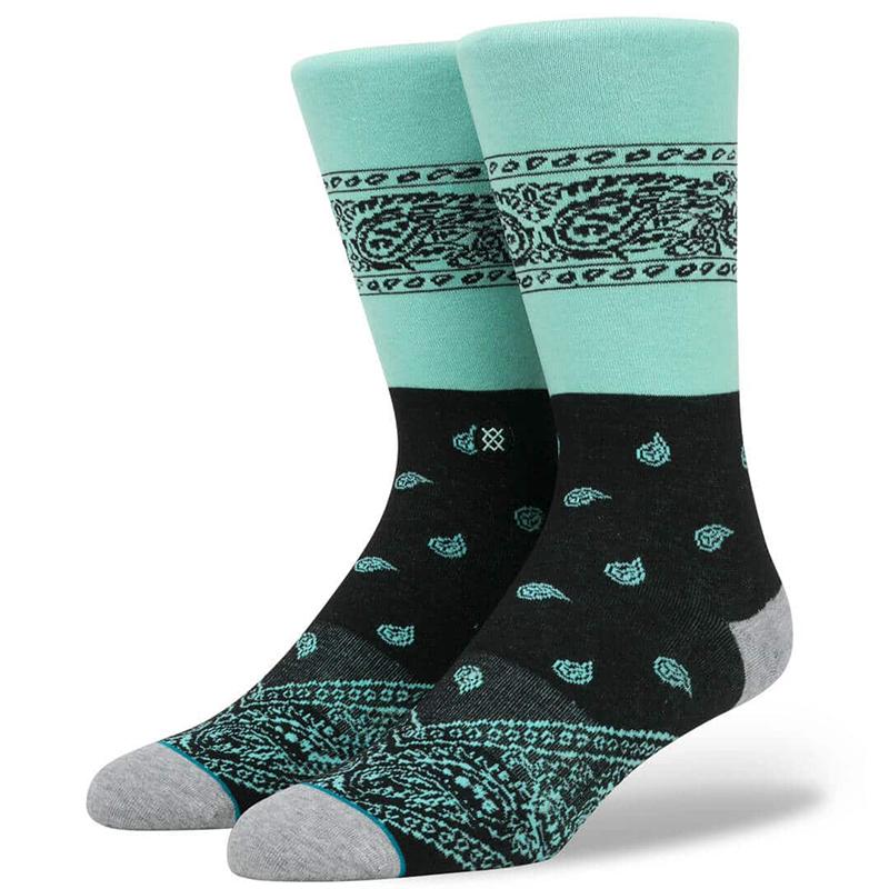 Stance Represent Socks Mint
