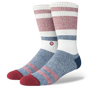 Stance Robinsen Socks Red