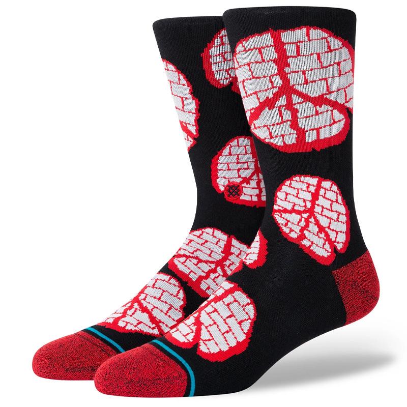 Stance Rocksteady Crew Socks Black