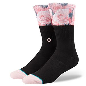 Stance Rosen Socks Black