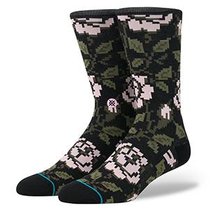Stance Rosie Socks Black