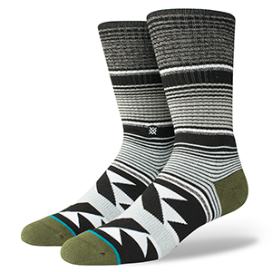 Stance San Blas Socks Black