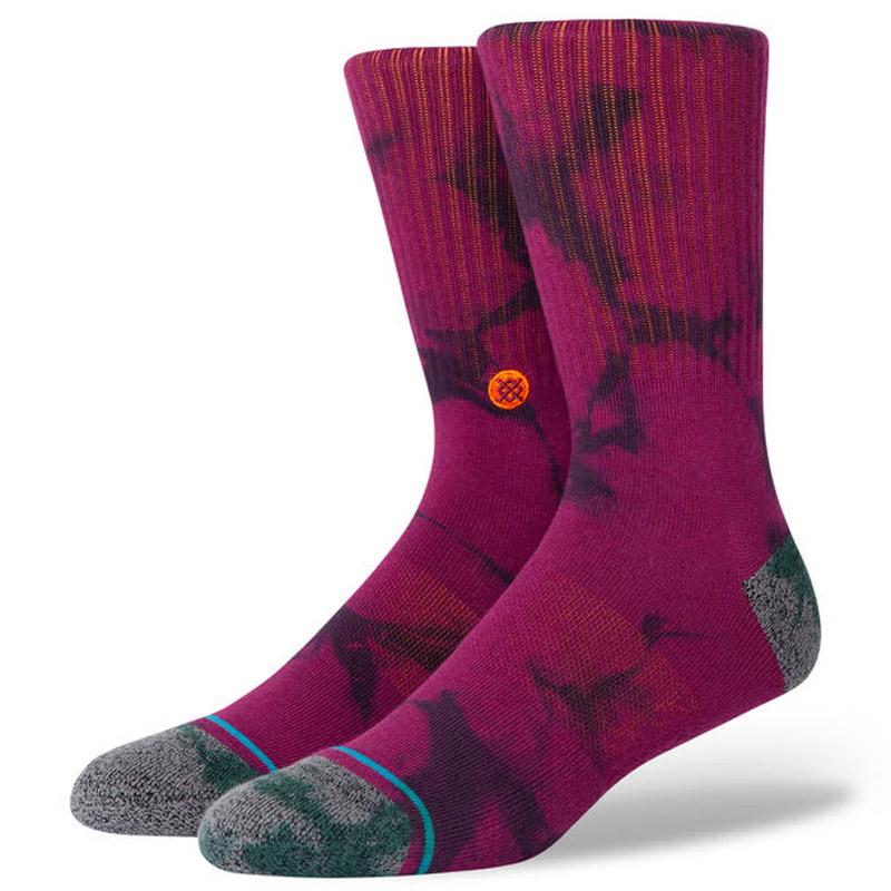 Stance Scarabaeus Socks Purple