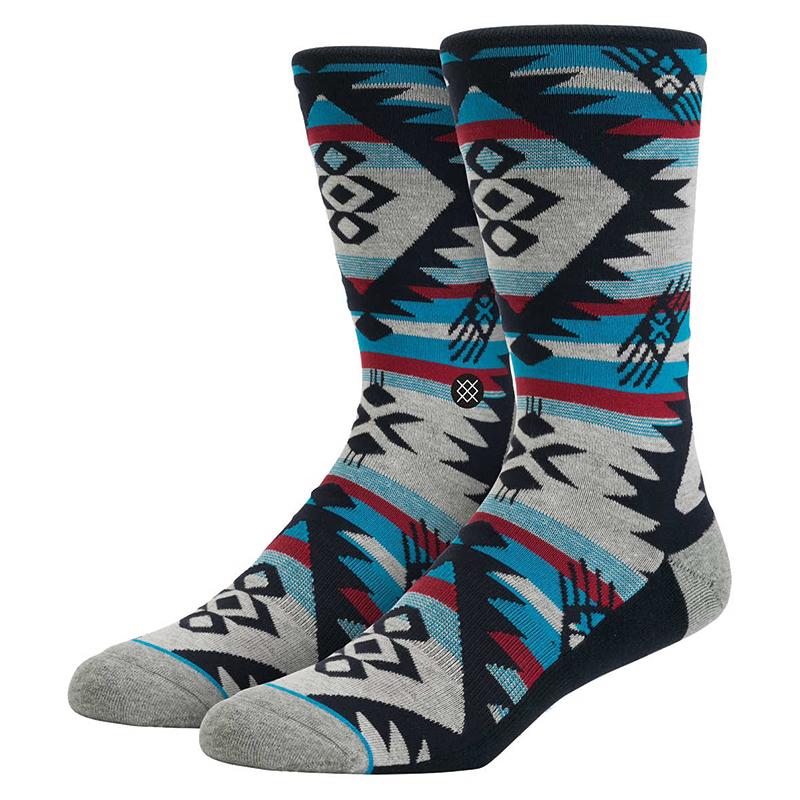 Stance Shaman Socks Natural