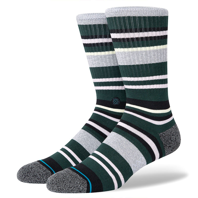 Stance Shay Socks Green