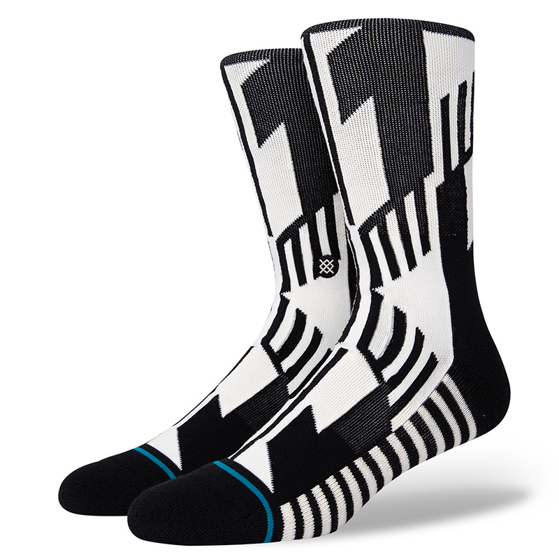 Stance Signal Socks Black