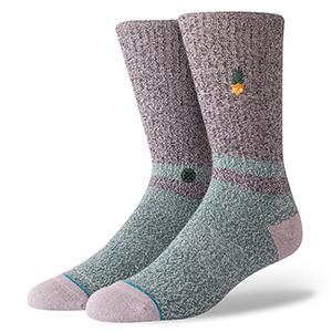 Stance Slice Socks Black