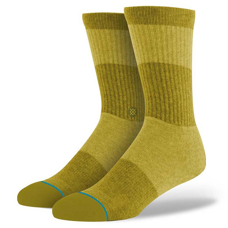 Stance Spectrum Socks Yellow